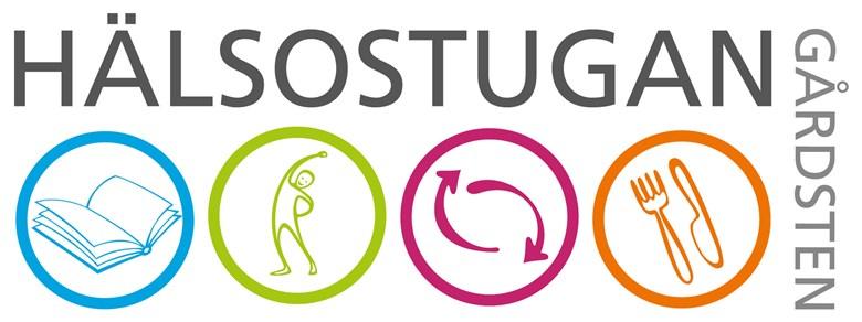Bild på Hälsostugan i Gårdstens logotyp